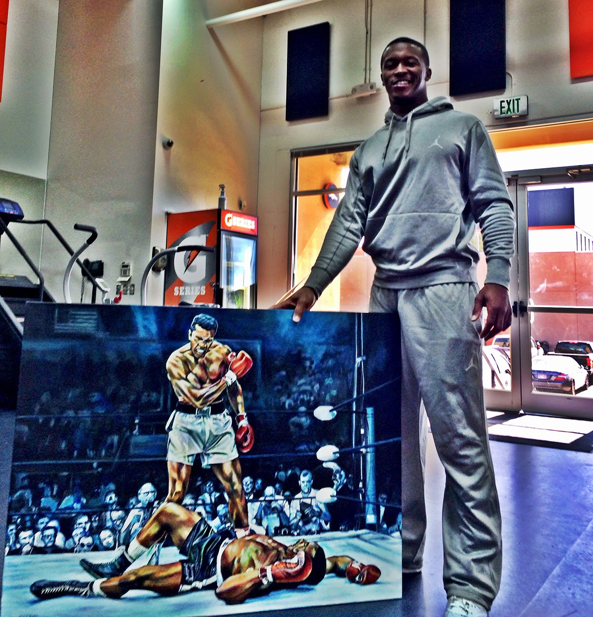 2014_demaryius_thomas_broncos_muhammad_ali_richesson_sports_art